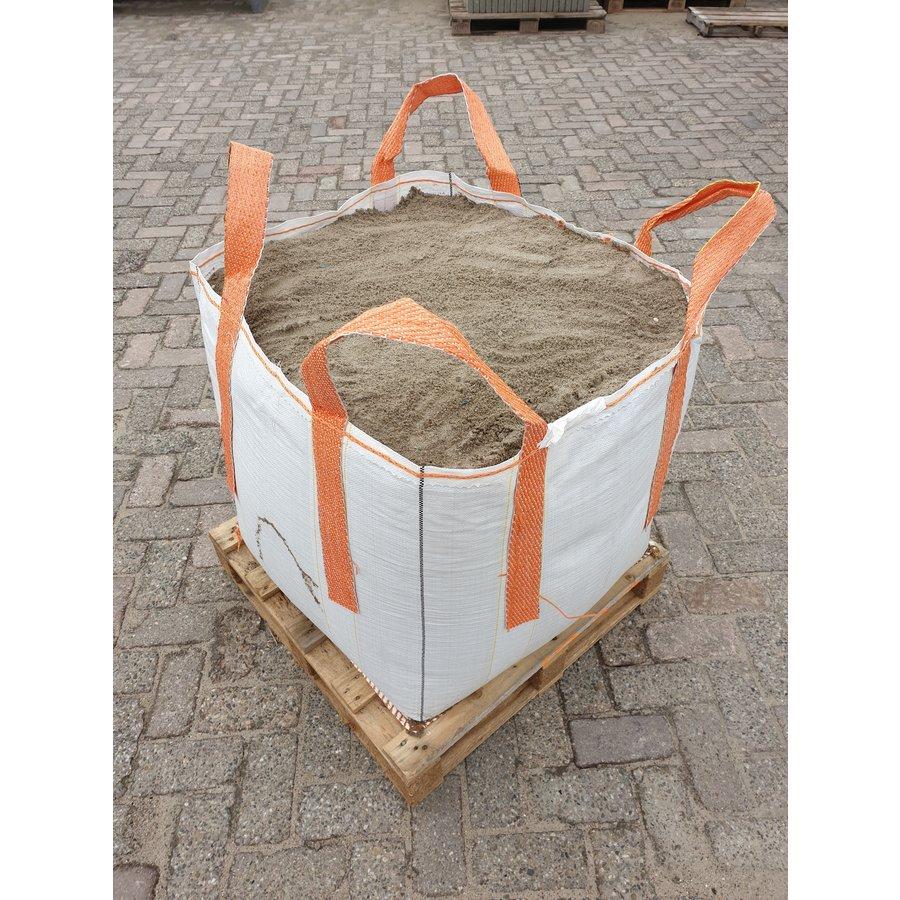 Mini Big Bag ophoog/straat zand 0,25 m³