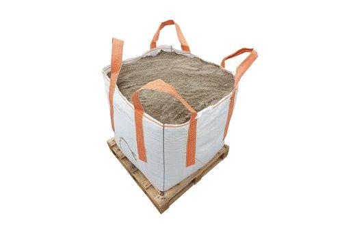 Mini Big Bag ophoog/straat zand 0,25m³