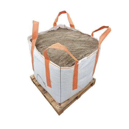 Big bag ophoogzand / straatzand 0,25 m3