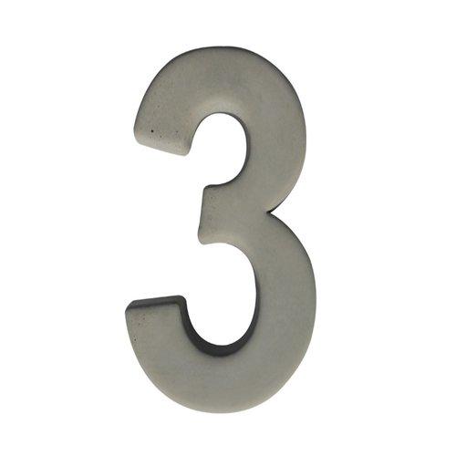 Huisnummer GROOT nr. 3