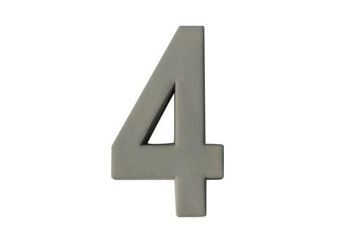 Huisnummer GROOT nr. 4