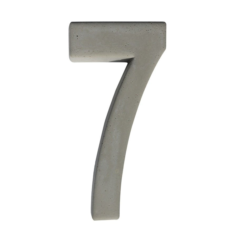 Huisnummer GROOT nr. 7