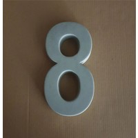 Huisnummer GROOT nr. 8