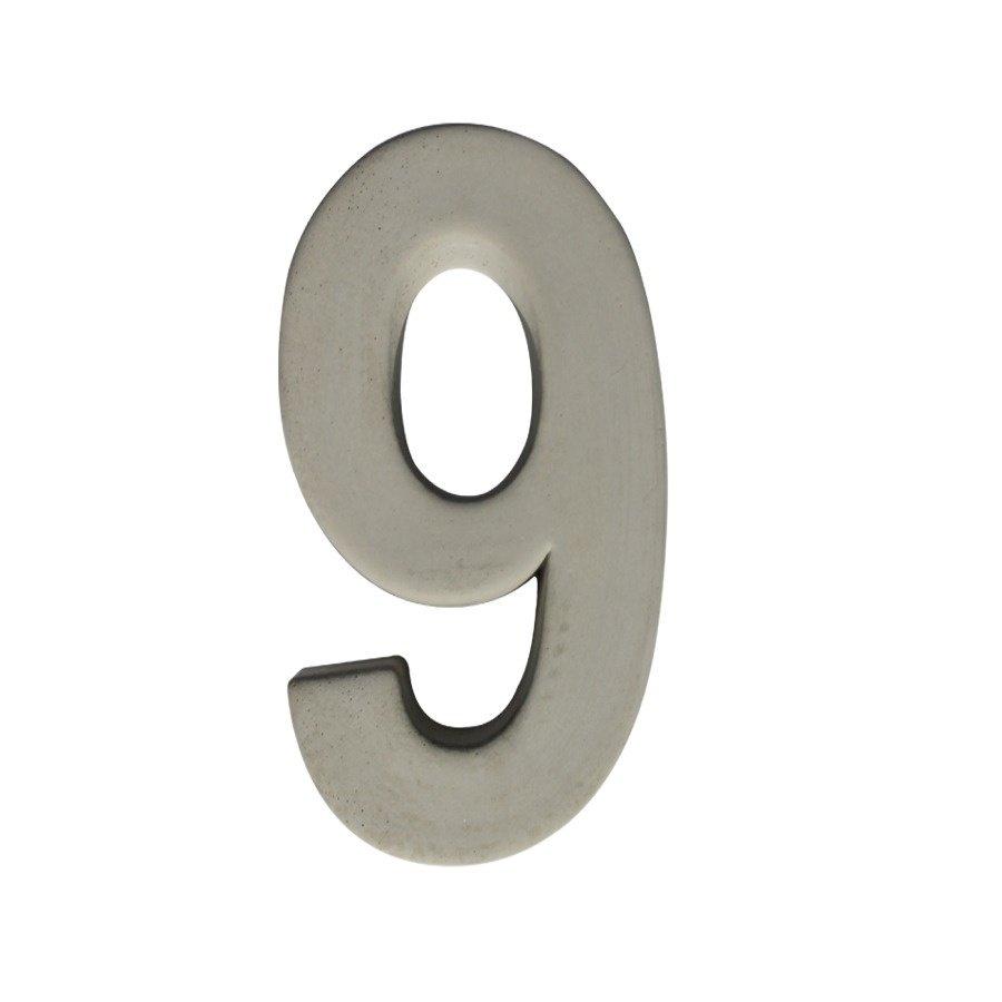 Huisnummer GROOT nr. 9