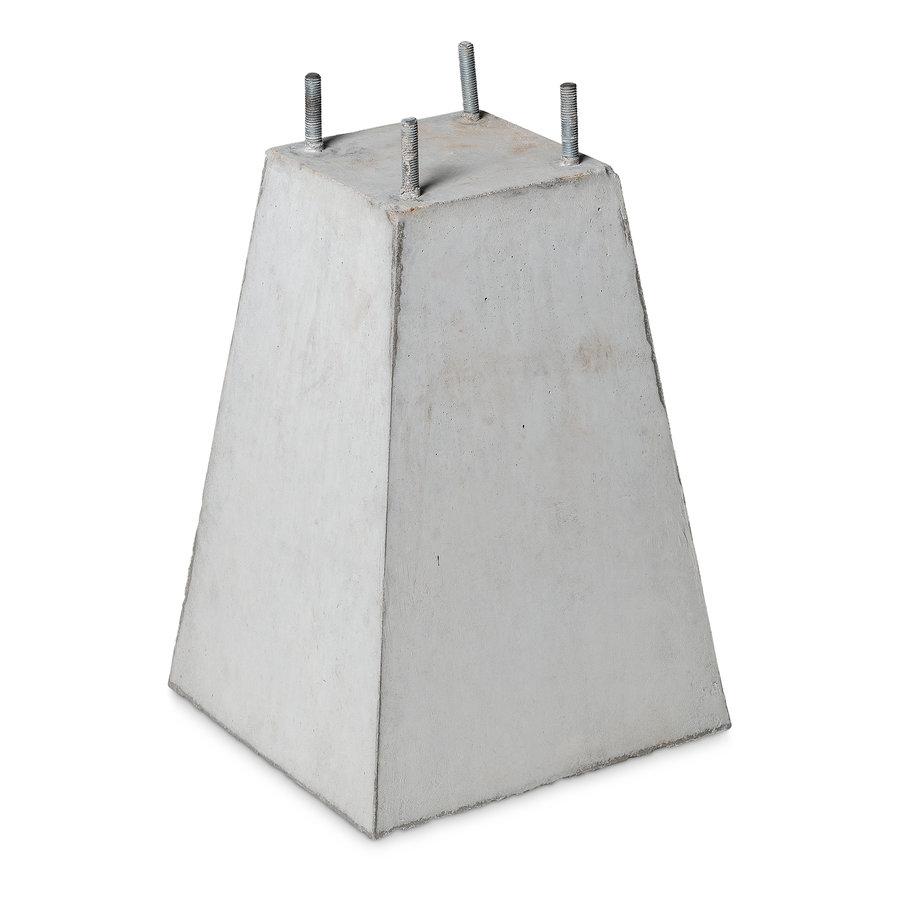 Prefab Betonpoer 15x15x35 cm M10