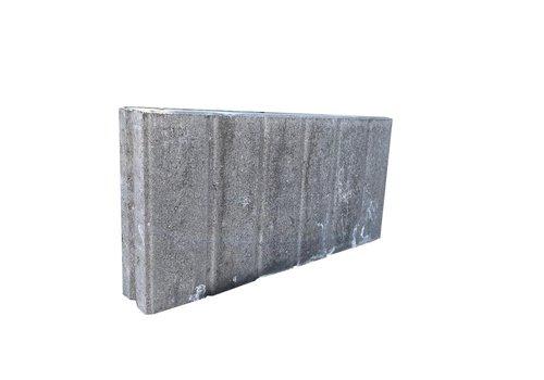 Quadroband grijs 8x25x50 cm