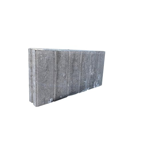Quadroband grijs 8x25x50cm