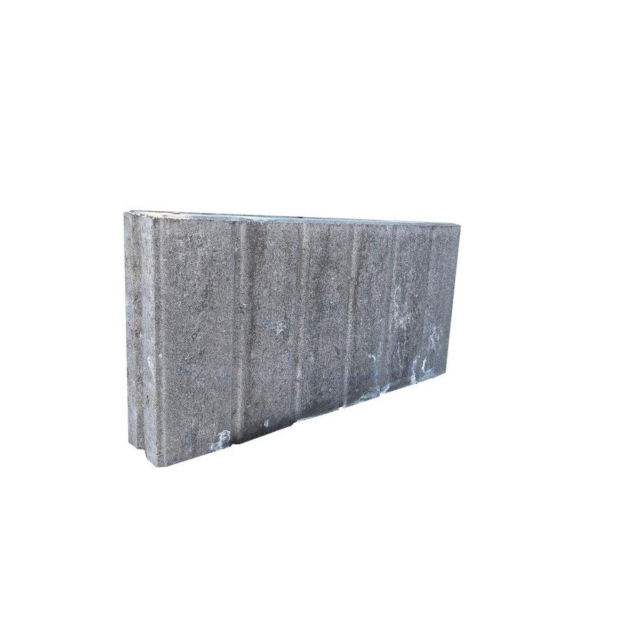 Quadro band grijs 8x25x50 cm