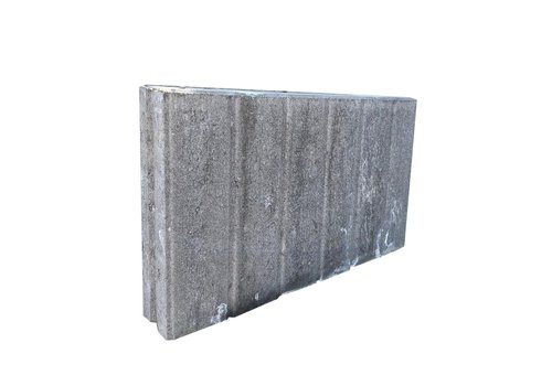 Quadro band grijs 8x35x50 cm