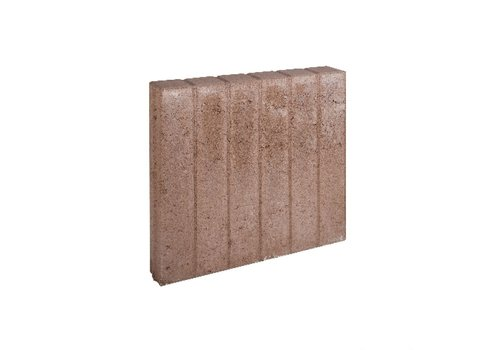 Quadroband bruin 8x50x50cm