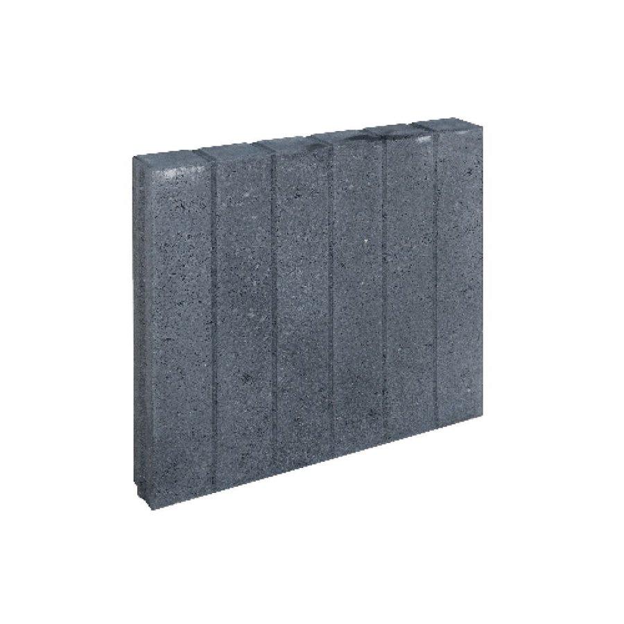 Quadroband antraciet 8x50x50cm