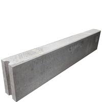 Opsluitbanden 10x20x100cm grijs