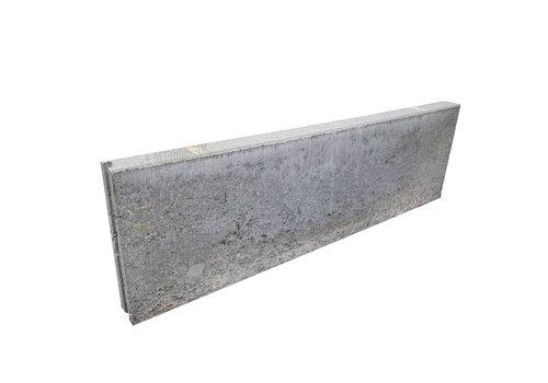 Opsluitbanden 6x30x100cm grijs