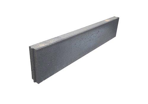Opsluitbanden 6x20x100 cm antraciet
