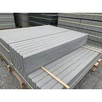 Opsluitbanden grijs 5x15x100 cm
