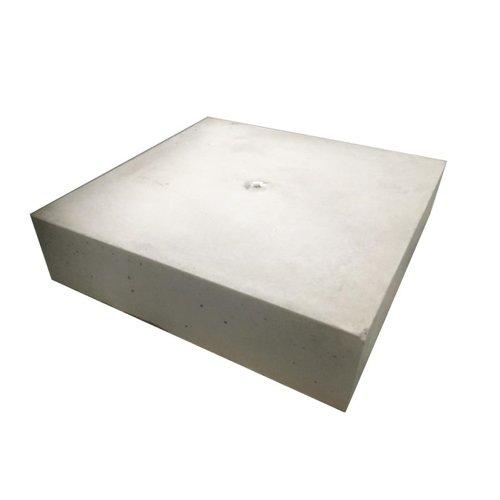Funderingsblokken 60x60 en 15 cm hoog M16