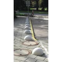 Parkeerbol grijs Ø 33 cm