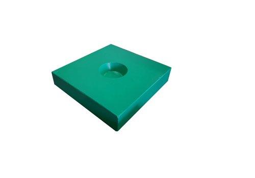 Knikkertegels Groen