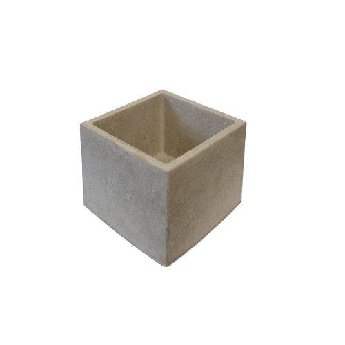 Bloembakje van beton
