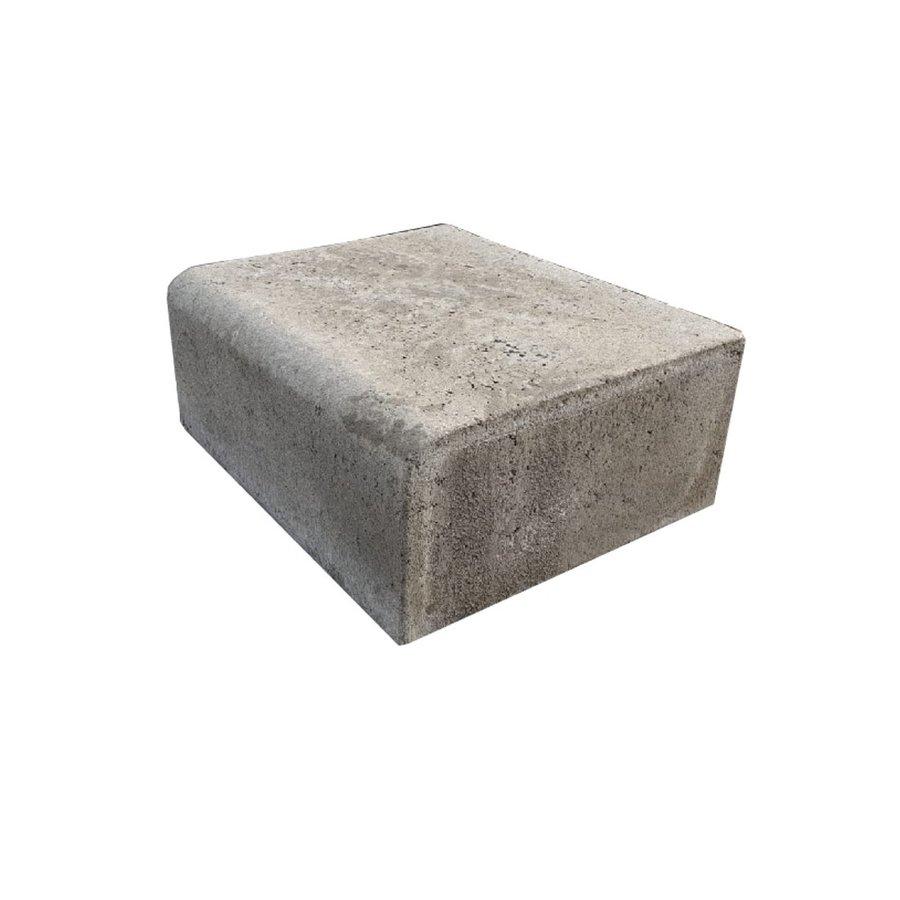 Traptreden grijs 20x40x50 cm Oud Hollands