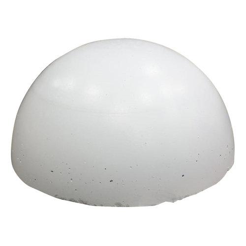 Parkeerbol wit Ø 33 cm