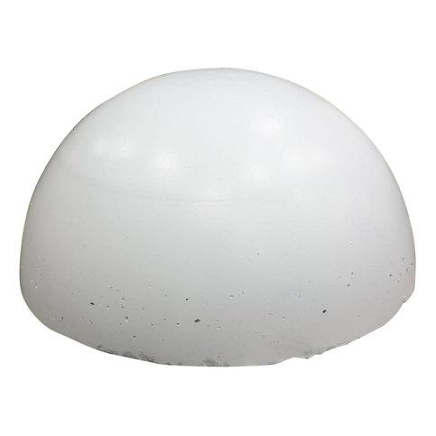 Parkeerbol wit Ø50 cm