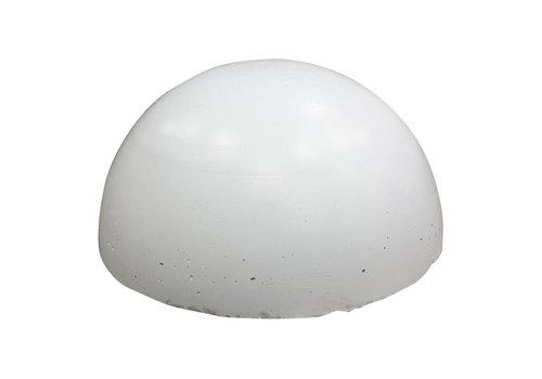 Parkeerbol wit Ø 50 cm