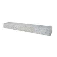 Betonbielzen grijs 100cm lang