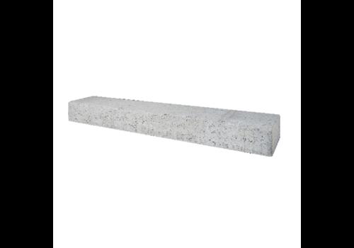 Betonbielzen grijs 120cm lang