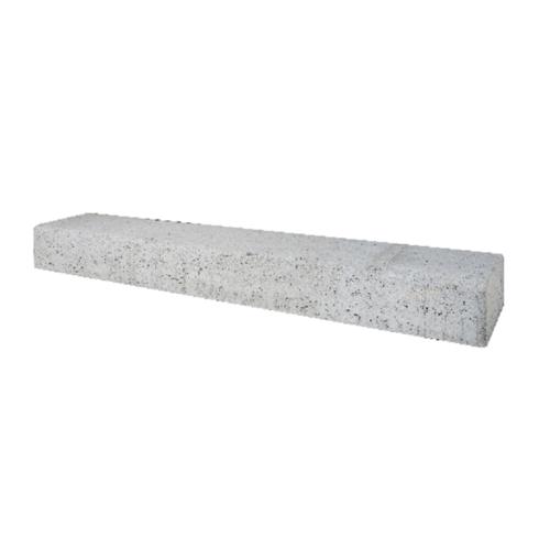 Betonbielzen grijs 120 cm