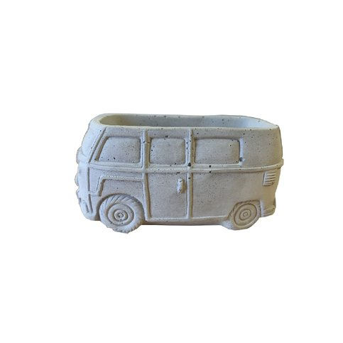 Autobus van beton