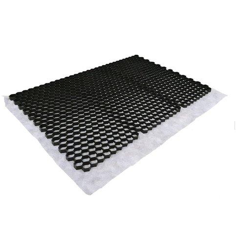 Grindmatten Antraciet 120x80x2,8 cm