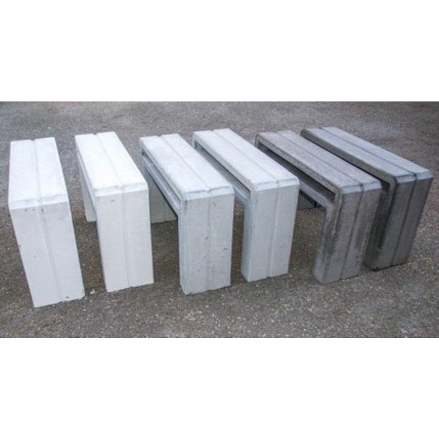 Betonnen poten (2 stuks)