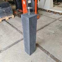 Prefab Betonpoer 20x20x100 cm incl. hoogteverstelling