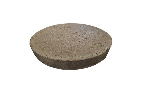 Betontegel rond 80 cm Oud Hollands grijs