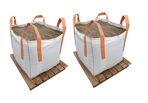 Big bag ophoogzand / straatzand 1 m3