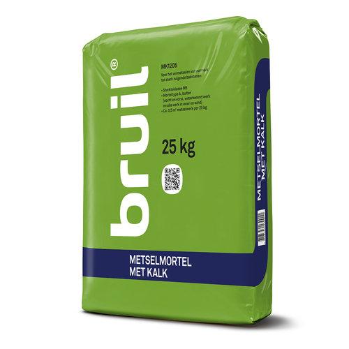 Metselmortel plastic zak 25 kg