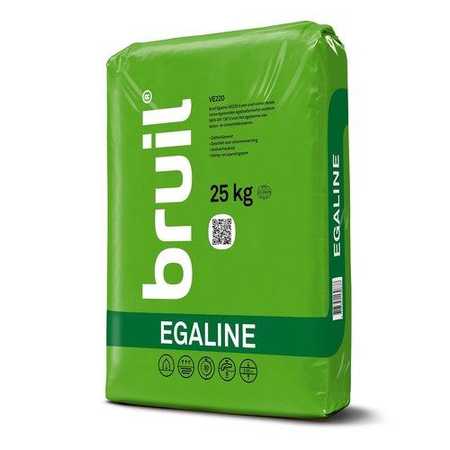 Egaline plastic zak 25 kg