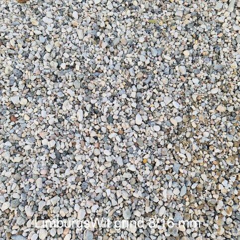 Big bag Limburgs wit grind 4/16 mm  1 m3
