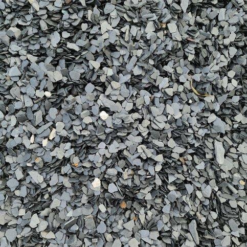 Canadian Slate black 30/60 mm Zakje 20 kg