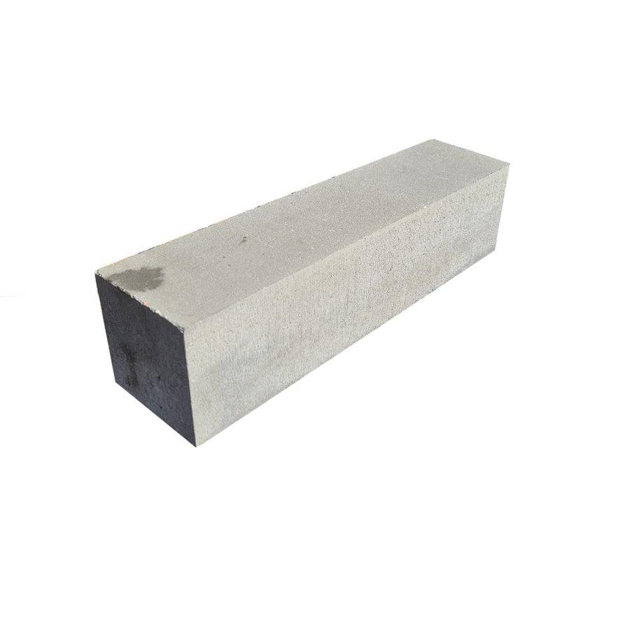 Stapelblokken 15x15x60 cm grijs strak