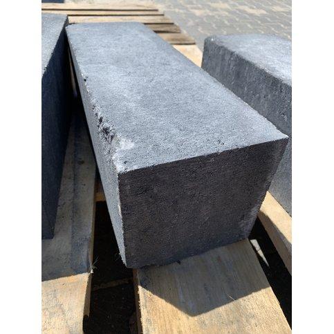 B-keus Stapelblokken 15x15x45 cm antraciet strak