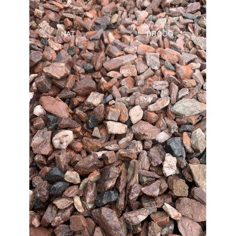 Big bag Rode Elbesplit 8/16 mm 0,5 m3