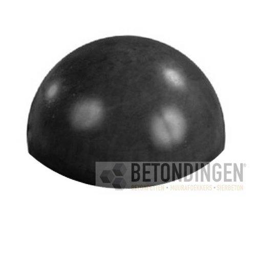 Parkeerbol zwart gecoat Ø50 cm