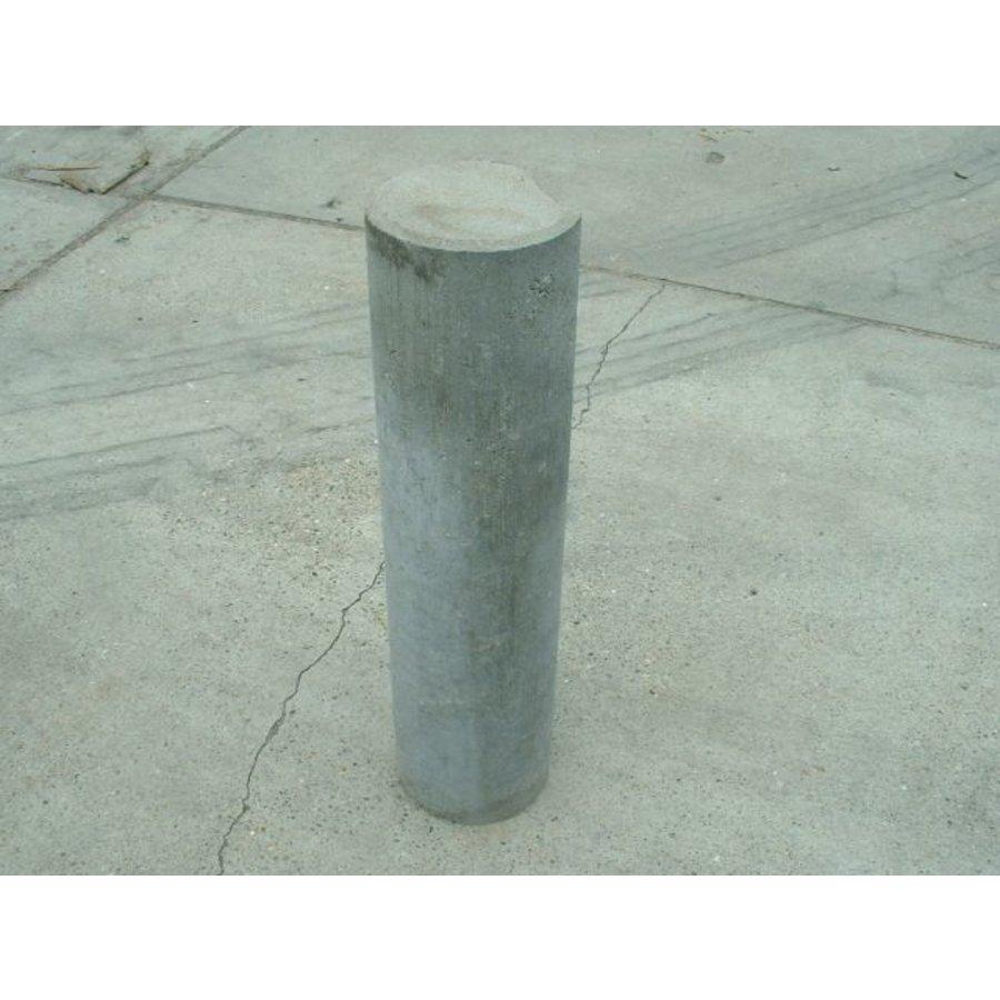 Palissade Ø 11x40cm grijs
