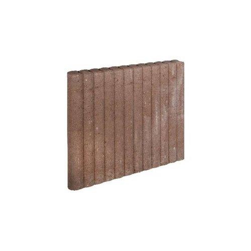 Palissadebanden 60x50 Ø6 bruin