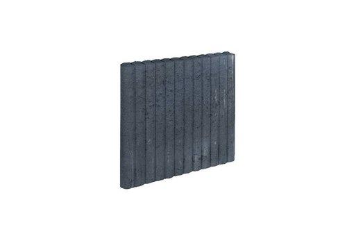 Minirondobanden antraciet Ø 6x60x50 cm
