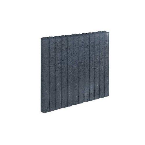Minirondobanden rond Ø 6x60x50cm antraciet