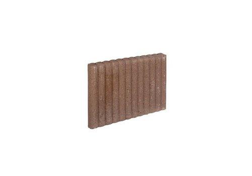 Palissadebanden 40x50 Ø6 bruin