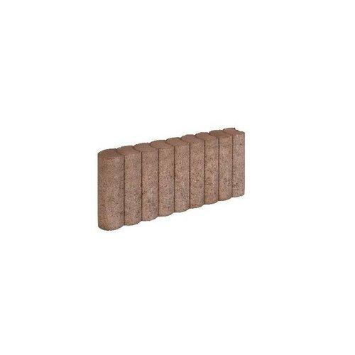 Palissadebanden 25x50 Ø6 bruin
